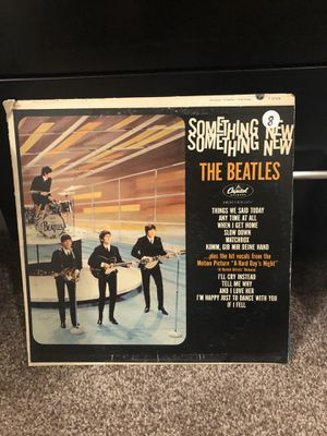 Beatles Something new vinyl for Sale in Syosset, NY