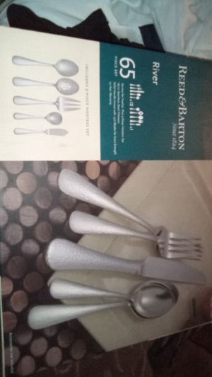 Reed and Barton silverware set for Sale in Yakima, WA