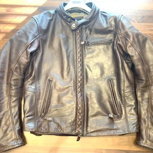 Leather Motorcycle Jacket for Sale in Thousand Oaks, CA