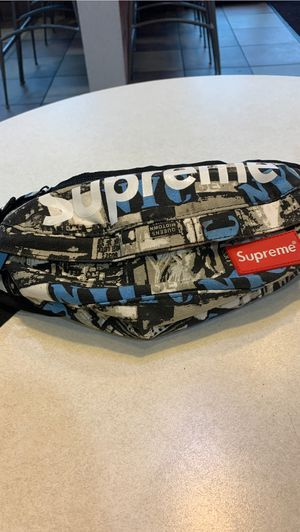 Supreme fanny pack for Sale in Ansonia, CT