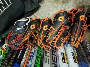 Softball baseball gloves new for Sale in Roselle Park, NJ