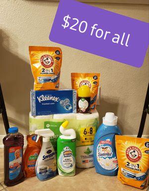 READ DESCRIPTION- $20 Household bundle for Sale in Riverview, FL