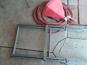 Tools/hose/texture pro/stand for Sale in Glendale, AZ