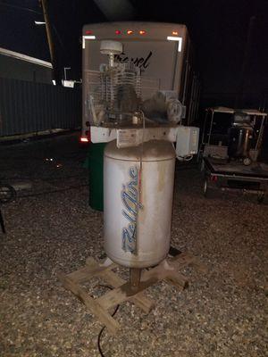 Compresor for parts!!no good motor y cabeza dañado for Sale in Phoenix, AZ