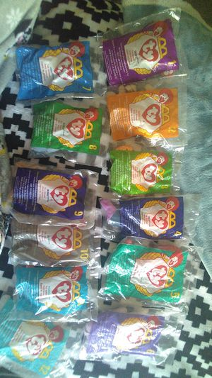 Ty® Teenie Beanie Babies Collection (ALL 12)! for Sale in Mableton, GA