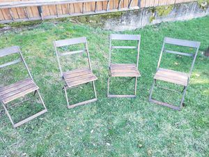 Antique s hook chairs for Sale in Portland, OR
