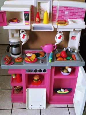 Step 2 play kitchen for Sale in Fontana, CA