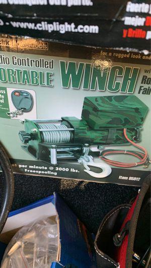 Remote controlled winch for Sale in Boca Raton, FL