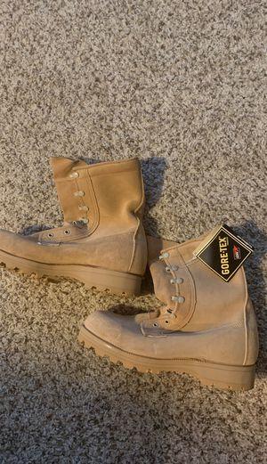 Belleville Cold Weather Combat Boots Men's Size 8R for Sale in Atlanta, GA