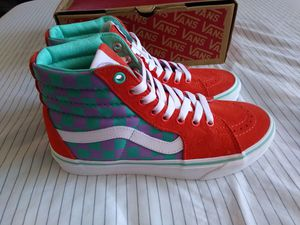 Vans size 5men/6.5 women new $40 price is firm for Sale in Chino, CA