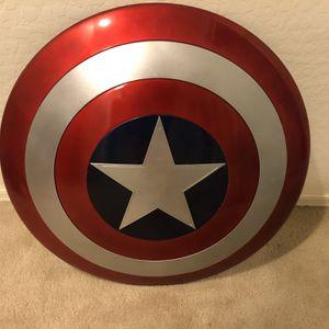 Avengers Legends Captain America Sheild for Sale in Goodyear, AZ