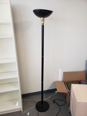 Black Floor Lamp for Sale in West Los Angeles, CA