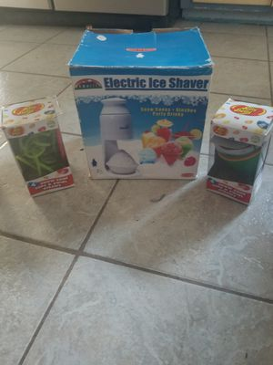 Ice shaver for Sale in St. Petersburg, FL