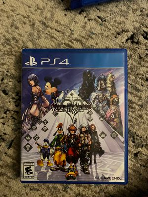 Kingdom Hearts II.8 for PS4 for Sale in Alameda, CA
