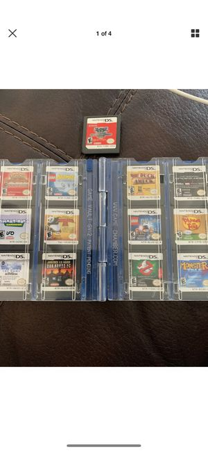 Nintendo DS Game Lot for Sale in Las Vegas, NV