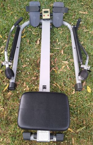 Sunny health and fitness rower for Sale in Watauga, TX