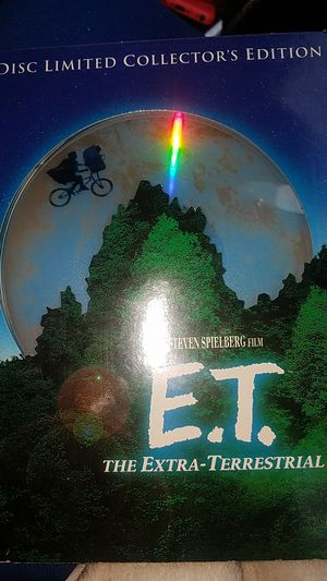E.T. The Extra-Terrestial 2 Disc Collectors Edition for Sale in Fairfax, VA
