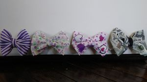 Dog/Cat collar bows! for Sale in Framingham, MA