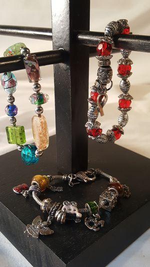 3 Bracelets for Sale in Everett, WA