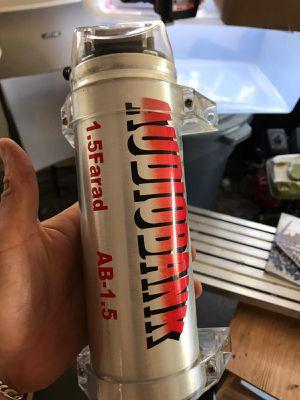 Audio bank 1.5 capacitor for Sale in Hayward, CA