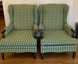 2 Wingback chairs for Sale in NO POTOMAC, MD