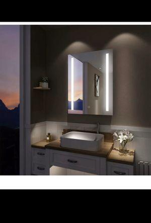 Casamii led light mirror 24x34 for Sale in Fontana, CA