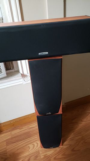 Polk audio speakers for Sale in Pittsburgh, PA