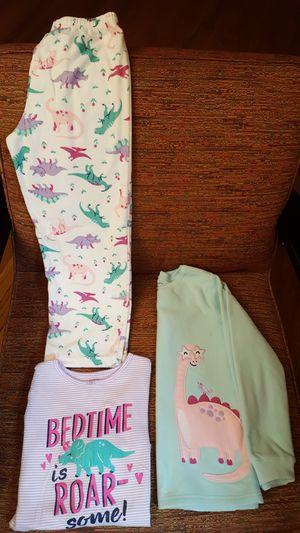 Girl's Carter's 3pc pajama set for Sale in Dallas, TX