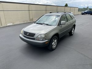 2000 LEXUS RX300 (4WD) for Sale in Tacoma, WA