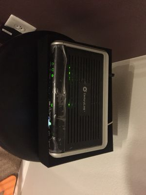 Century Link Modem C1000 A, WiFi Router for Sale in Denver, CO