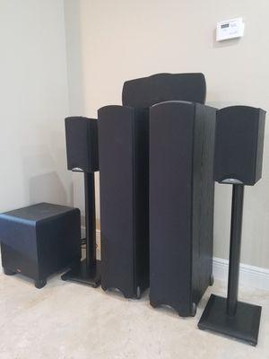 Klipsch home speakers for Sale in St. Petersburg, FL