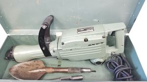 Hitachi Demolition Hammer for Sale in San Diego, CA