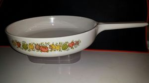 Corningware Spice of Life Rangetopper skillet for Sale in Indianapolis, IN