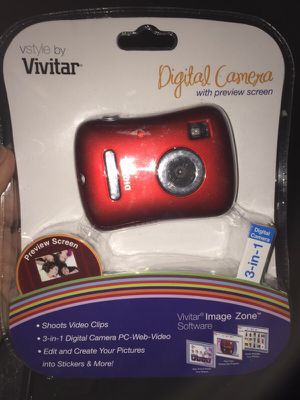 Digital camera for Sale in North Bethesda, MD