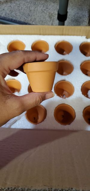 Mini Terra Cotta Pots for Sale in Aiea, HI
