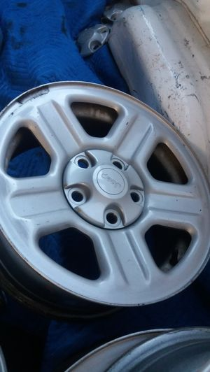5 jeep wheels 16 inch for Sale in Saint Charles, MO