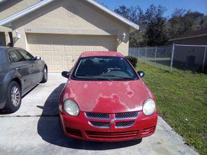2003 Dodge neon sxt for Sale in Poinciana, FL