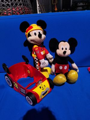 Mickey Mouse Toy Set FINAL PRICE for Sale, used for sale  San Diego, CA