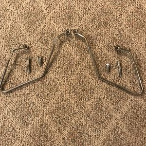 Motorcycle Saddlebag Brackets for Sale in Quincy, IL