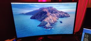 "Curved Gaming monitor: Viotek GN27C 27"" 144HZ for Sale in Washington, DC"