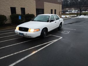 2007 Ford Crown Victoria Police Interceptor for Sale in South Windsor, CT