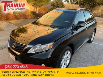 2010 Lexus RX 350 for Sale in Temple,  TX