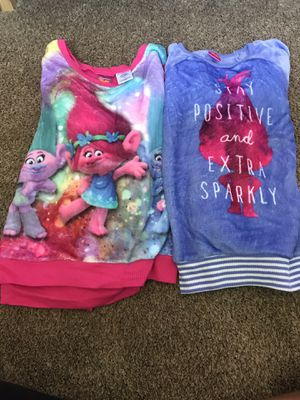 Girls sweaters size 10 $8 for both for Sale in Tacoma, WA