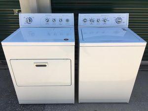 KitchenAid washer and Dryer set heavy Dury super capacity for Sale in Mount Dora, FL