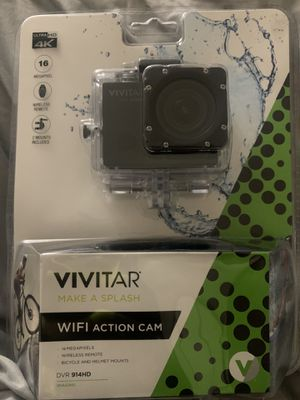 4K Action Camera for Sale in San Leandro, CA