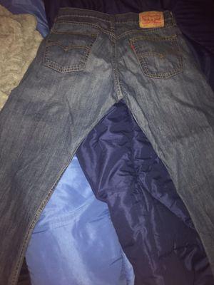 Levi's Men's jeans 33x32 for Sale in Glen Burnie, MD