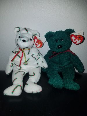 2001 & Cand e Beanie Babies for Sale in TEMPLE TERR, FL
