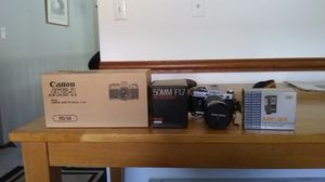 Canon AE-1 35 mm camera for Sale in Staten Island, NY