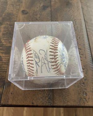 2010-2012 Phillies Team signed baseball for Sale in Merchantville, NJ