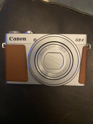 Canon G9X for Sale in Albemarle, NC